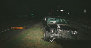 whiplash as a result of a car accident